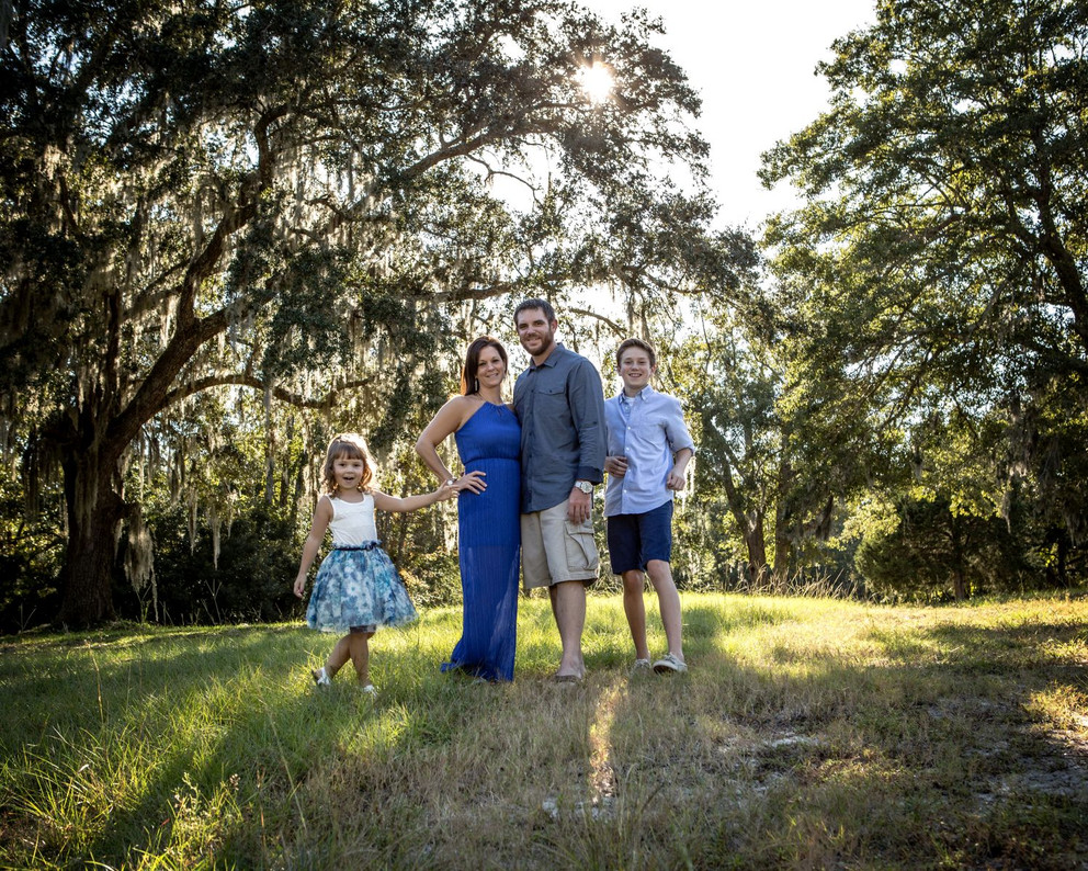 Family Outdoor Portraits
