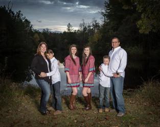 Outside Family Portraits