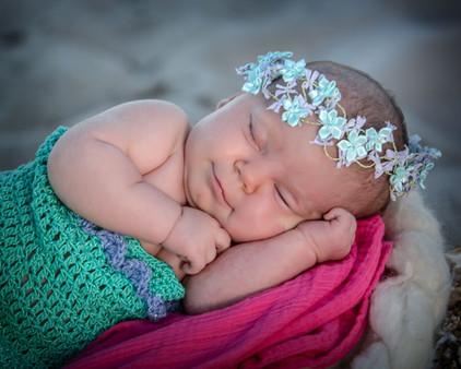 mermaid newborn