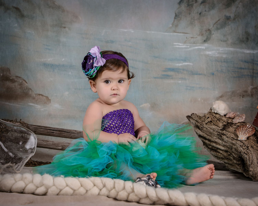 Lil'  Mermaid