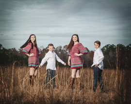 Family Fun Portraits