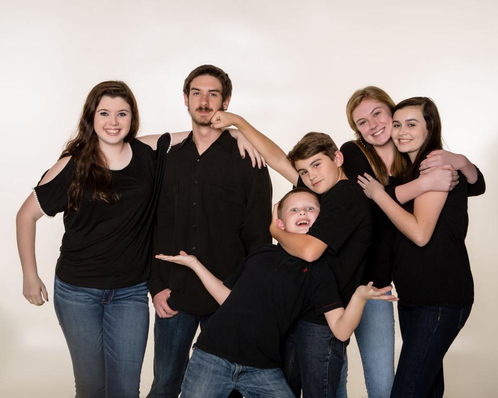 Studio Family Candid