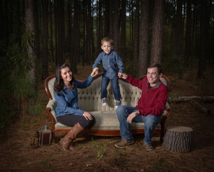 Family Woods Portraits