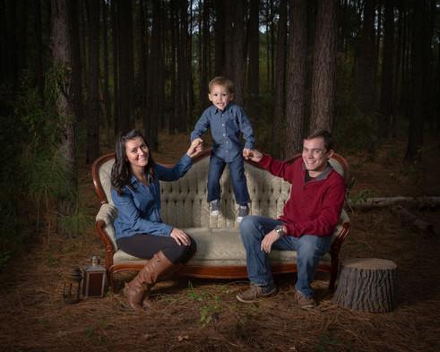 Family Woods Portraits