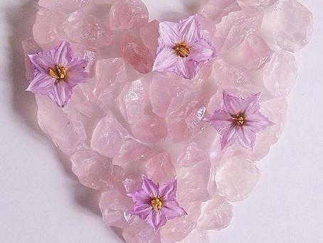 Le Quartz Rose en lithothérapie