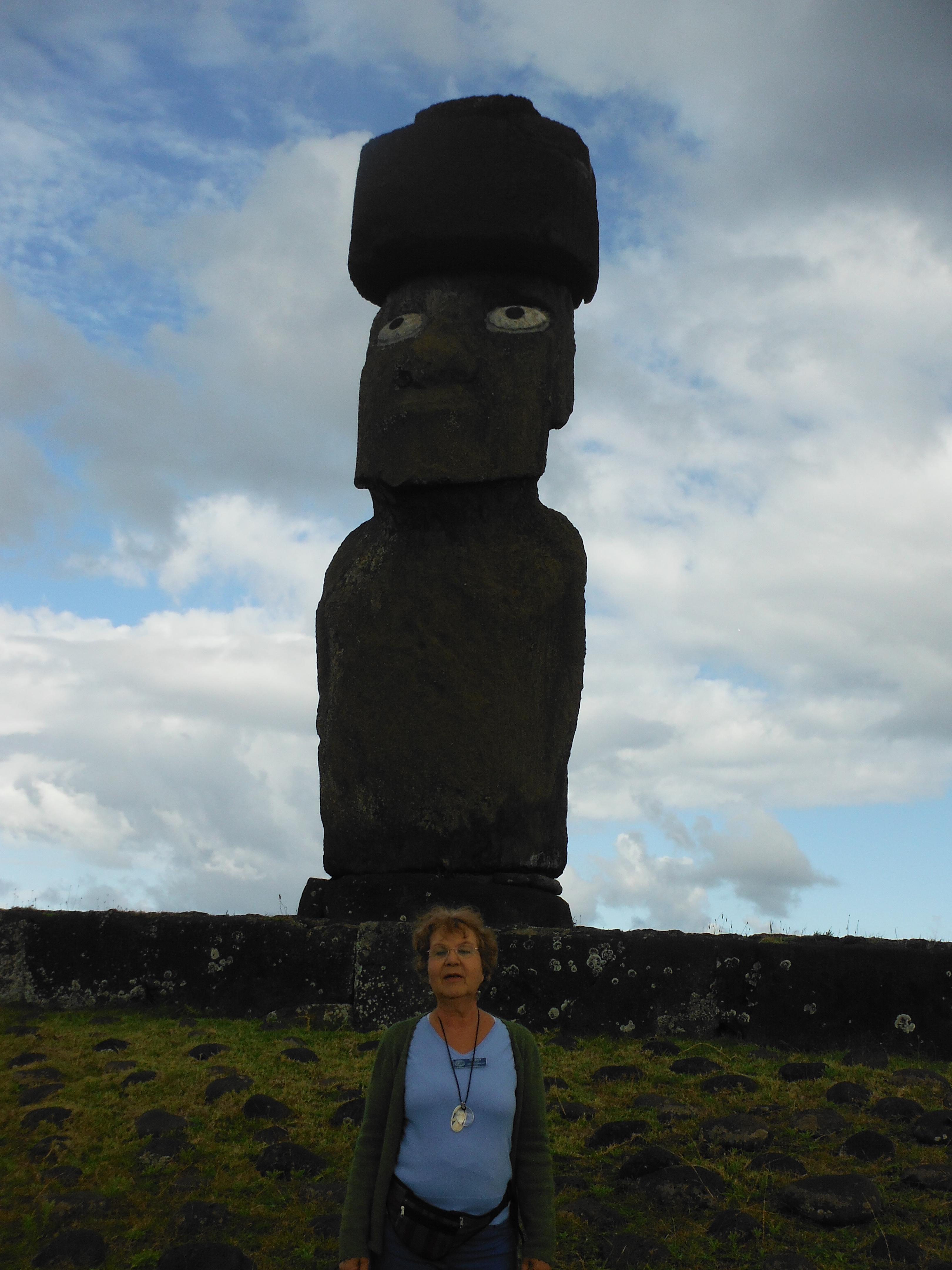 rapa Nui - big brother watching me