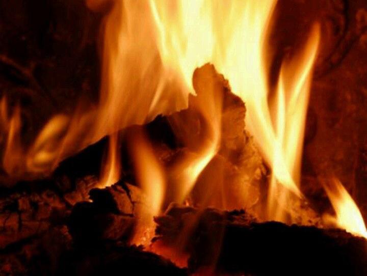 Winter Solstice Fire