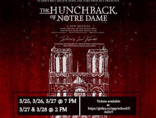 Pre-Order tickets for The Hunchback of Notre Dame!