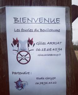 Affiche Boulleaume
