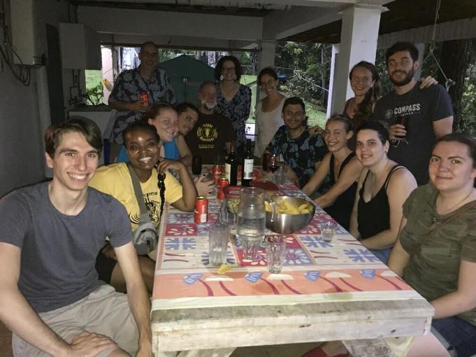 Extended Team Túngara 2019