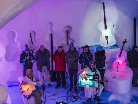 Turismo montano, l'Ice Music Festival vince il premio per l'idea più innovativa e sostenibile