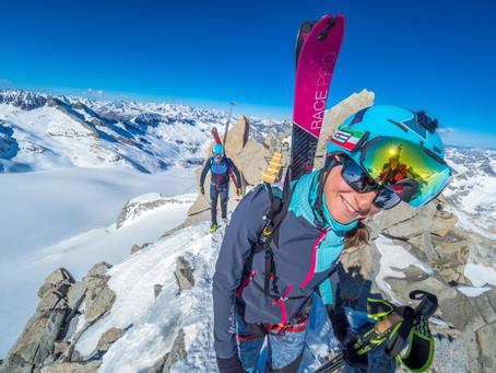 SKIALP & SAFETY CAMP: primo meeting nazionale in rosa di scialpinismo e sicurezza in montagna