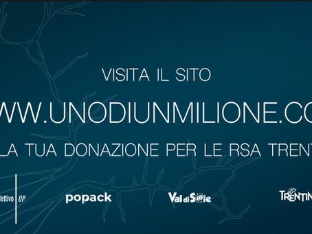 """Dalla Val di Sole una raccolta fondi """"musicale"""" per le RSA trentine"""
