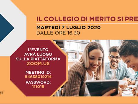Alla scoperta dei vantaggi del Collegio di Merito di Perugia. L'Open Day di Onaosi si fa virtuale