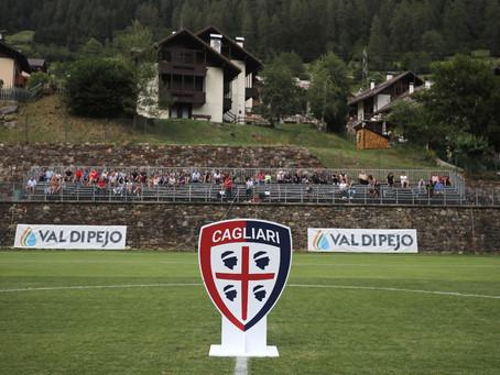Il Cagliari Calcio torna in Val di Pejo
