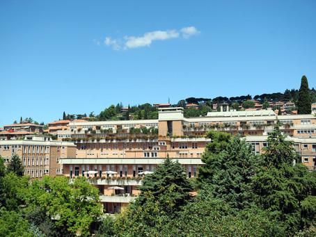 Onaosi, 20 milioni per riqualificare il Collegio Unico di Perugia