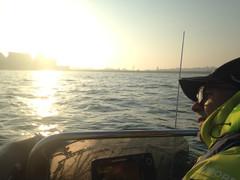 Moniteur guide de pêche Saint-Malo