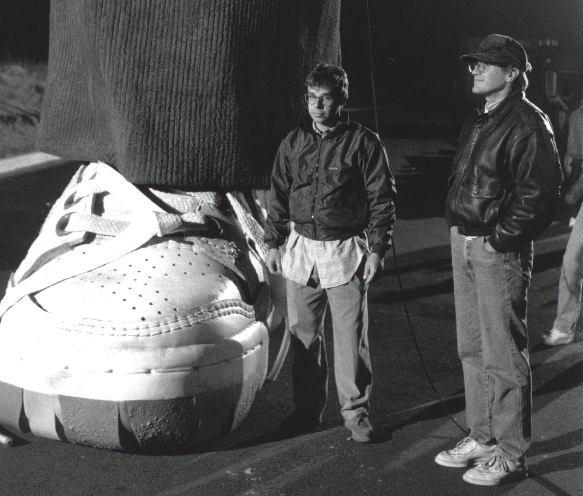 Rick Moranis and Randal Kleiser