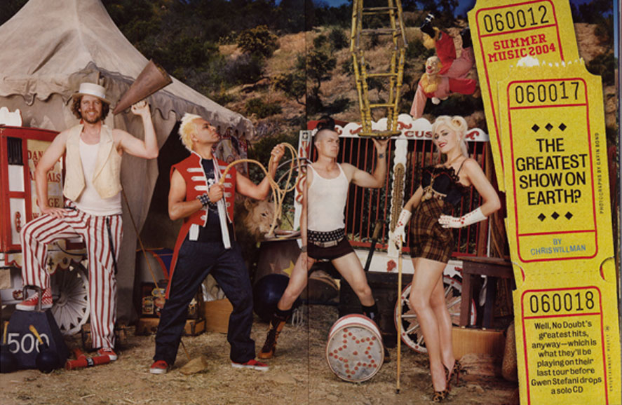 No Doubt at Runyon