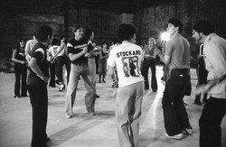 Grease rehearsal