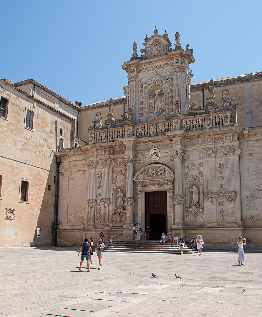 Basilica di San Giovanni Battista, Lecce