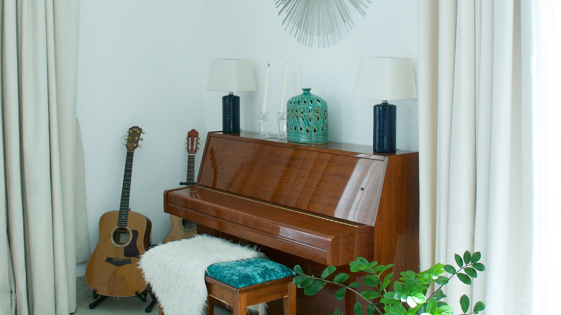 piano decor masseria chic