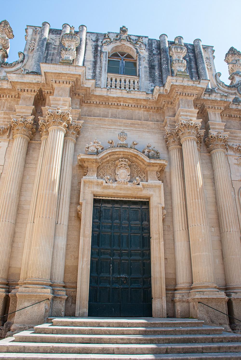 Chiesa di Santa Teresa, Lecce
