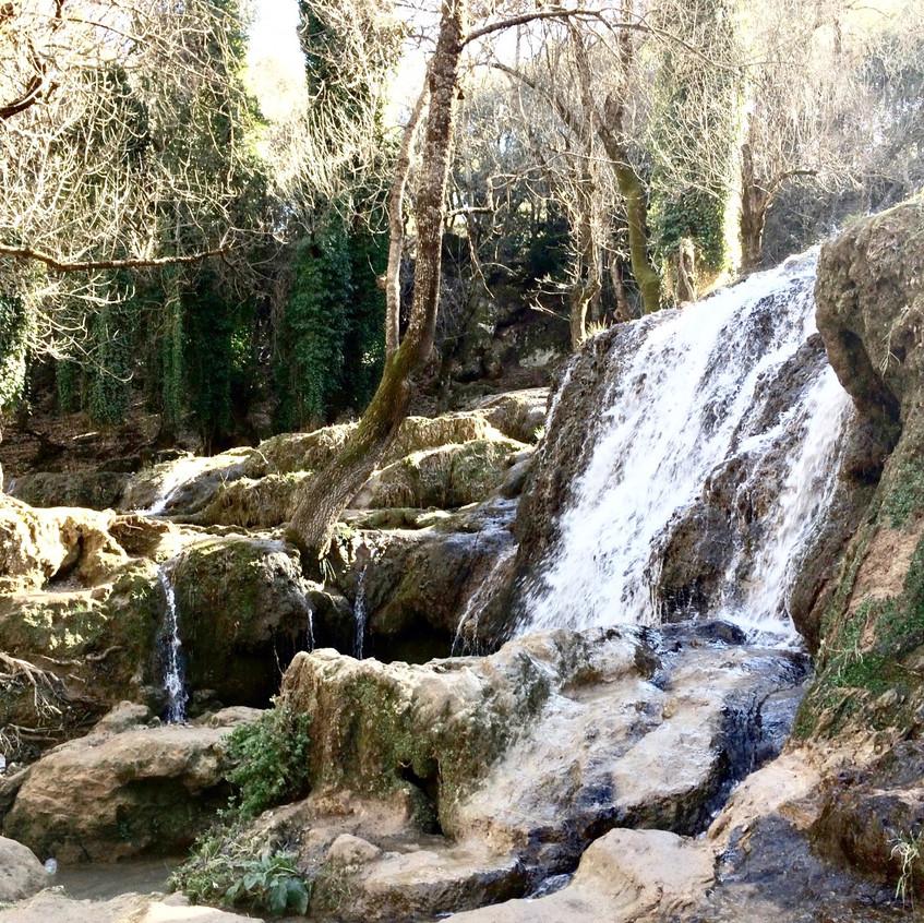 Vittel waterfall, Ifran