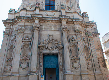 LECCE and the CARTAPESTA in pictures and few words