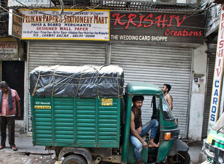 MY FAVORITE PICTURES OF OLD DELHI, INDIA