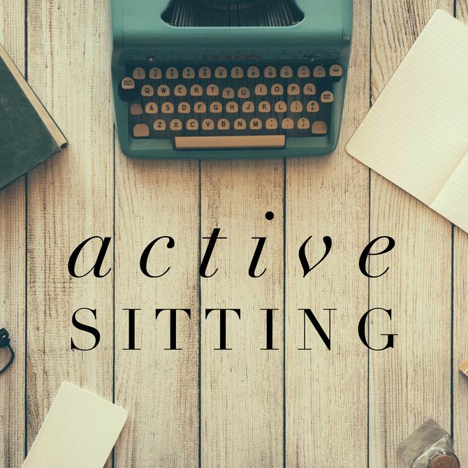 Active Sitting