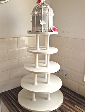 hire wedding cake stands uk wedding cake stand hire vintage post box hire wedding 15247