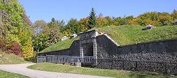 entrée Fort de Tamié