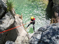 Canyoning - Rafting - Via ferrata