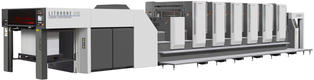 Komori Lithrone GL-640
