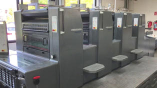Heidleberg Printmaster