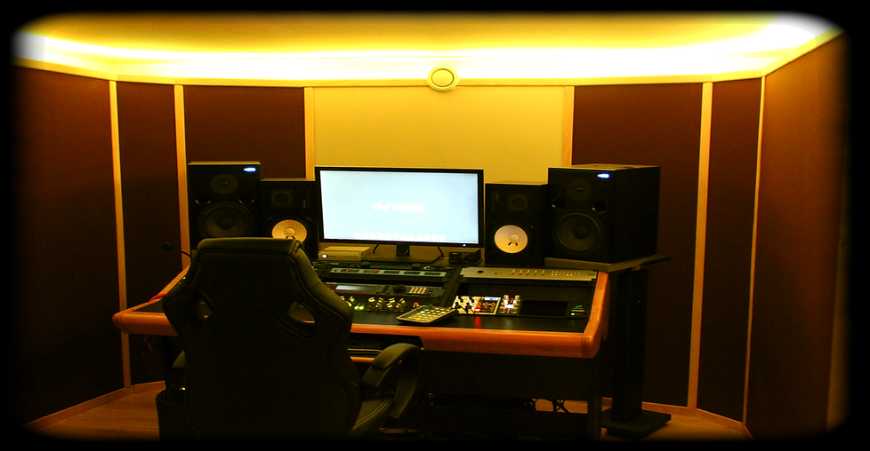 studio enregistrement ile de france
