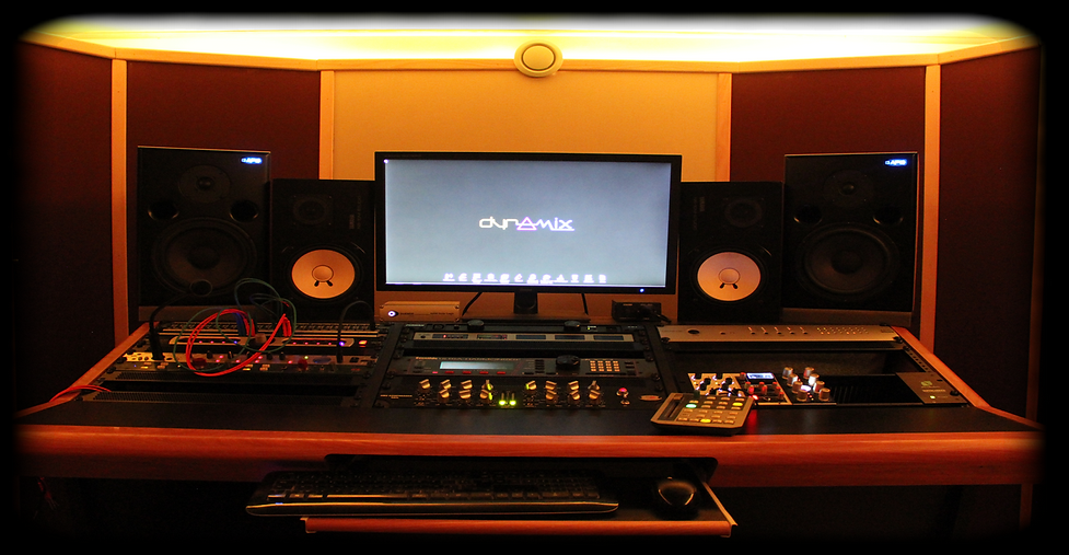 studio de mixage paris ile de france