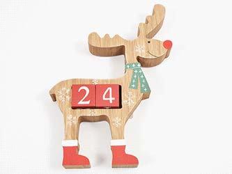 Konj sa brojevima -kalendar