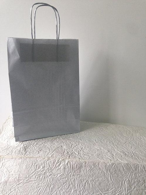 Vrećica srednja - srebrna