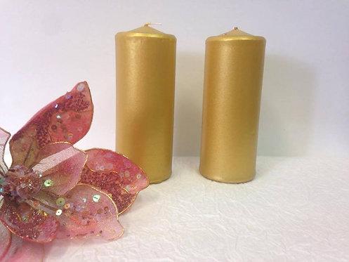 Top svijeće 60 x 160 - zlato
