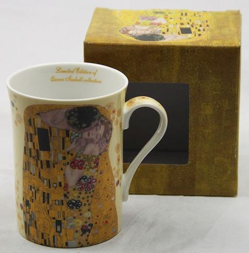 Šalica Klimt porculan