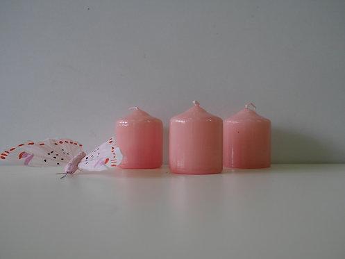 Top svijeća 40 x 50 - rozo - 24 kom