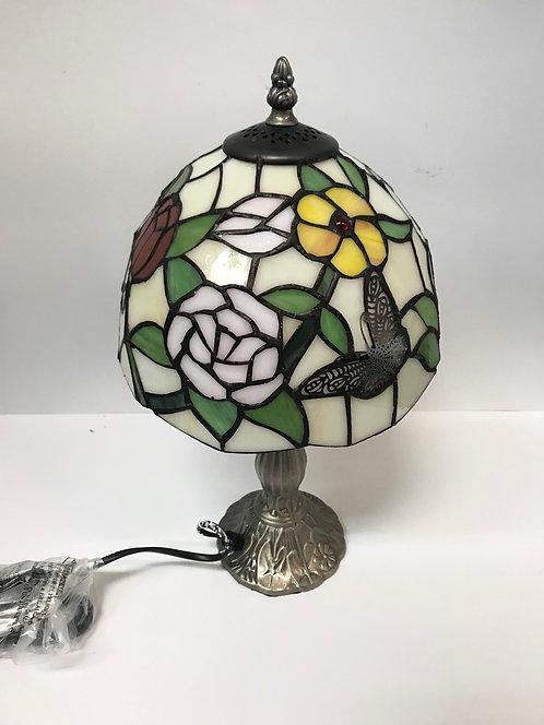 Lampa Tiffany vitraž