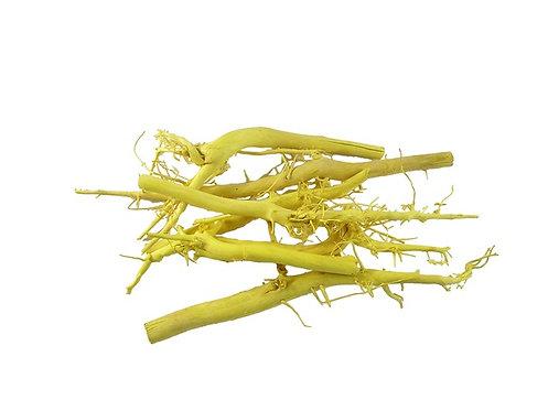 Korjenje rezano - žuto