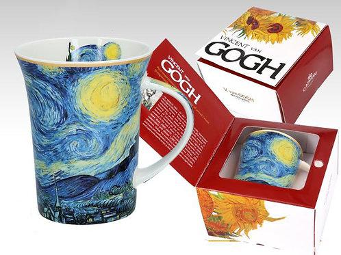 Porculan šalica Van Gogh Zvjezdana noć
