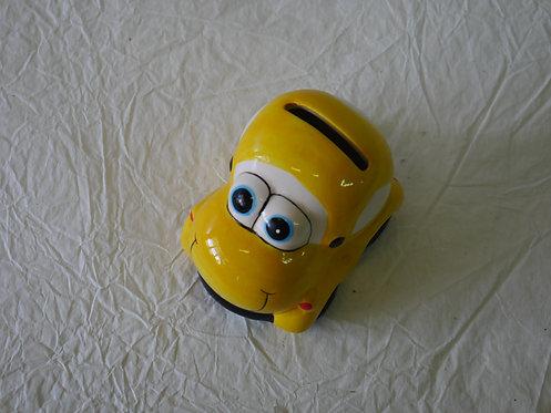 Kasica auto žuti