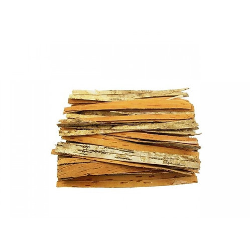 Brezove trake, natur, 20 cm
