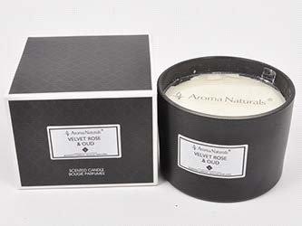 Mirisna svijeća- Velvet ruža i oud