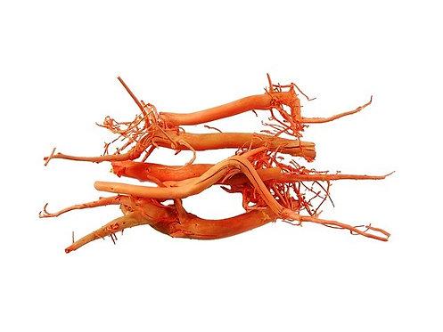 Korjenje rezano - narančasto